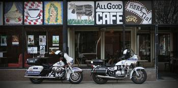 All good Cafe cops