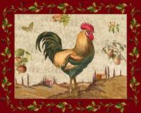 Tuscany Rooster