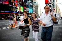 A family vacation in New York!
