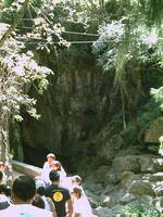 Tour Entering the Grutas de la Estrella Star Caves
