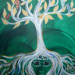 alchemical tree of life 1 Prints & Posters