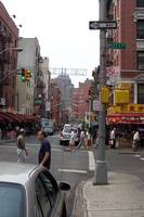 Chinatown-Little Italy Border