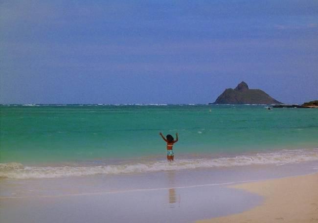 Kailua Beach Park By Patricia Bustamante