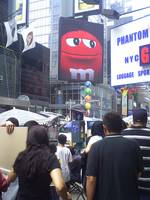 M&Ms Store, Times Square