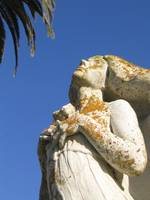 Santa Barbara Cemetery Angel