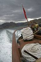 Leaving Loch Nevis on the Knoydart Peninsula