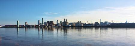 Early morning Liverpool