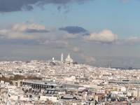 View of Sacre Couer from Georges
