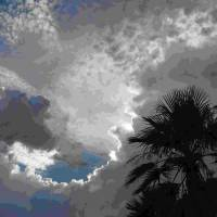 rippled clouds by Barb Tallberg