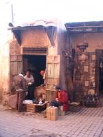 morocco metal workers