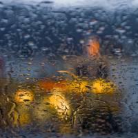 Rain to my car's window Art Prints & Posters by Leonidas kONSTANTINIDIS