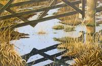 Snipe pool - Painting
