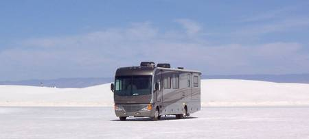 Whitesands National Park NM 1