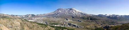Mount St. Helens - Panorama