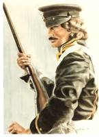 Calvary Soldier 1864