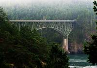 Deception Pass - View South