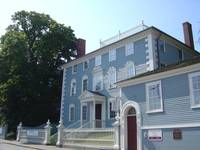 The Moffat-Ladd House Museum