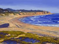 California Beach: Half Moon Bay