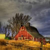 """Red Barn"" by jpat"