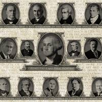 """Masonic Presidents of America"" by Masonictraveler"