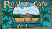 Roslyn('s) Cafe  Northern Exposure