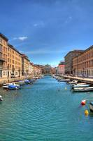 The Grand Canal of Trieste
