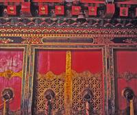 potala red doors