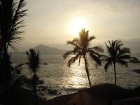 Beatifull Sunset in Manzanillo Mexico