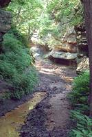rocks at starved rock