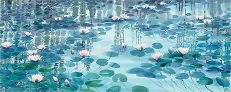 Waterlilies Collection V-08