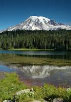 Reflection Lake, Mount Rainier