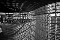 Commander's Cafe 1 (B&W)