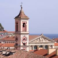 Rooftops of Nice Vieux Ville