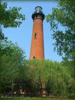 Currituck Light House by Heather Lynn