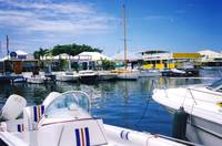Marina on Saint Martin