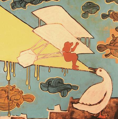 Duck! by Clare von Cupcake