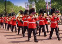 Marching Band, London, United Kingdom