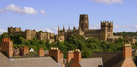 Durham Cathedral and Castle, UK