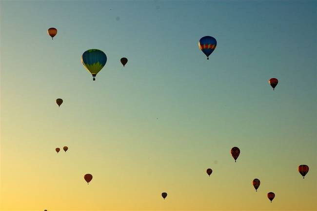 Bluegrass Balloon Festival