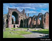 Melrose Abbey (Scotland)