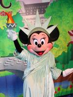 Statue of Liberty Minnie