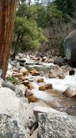Tenaya Creek Panoramic
