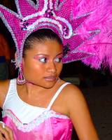 Cozumel Carnival Dancer