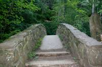 Hocking Hills Bridge