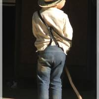 """Amish country boy"" by sherryswest"