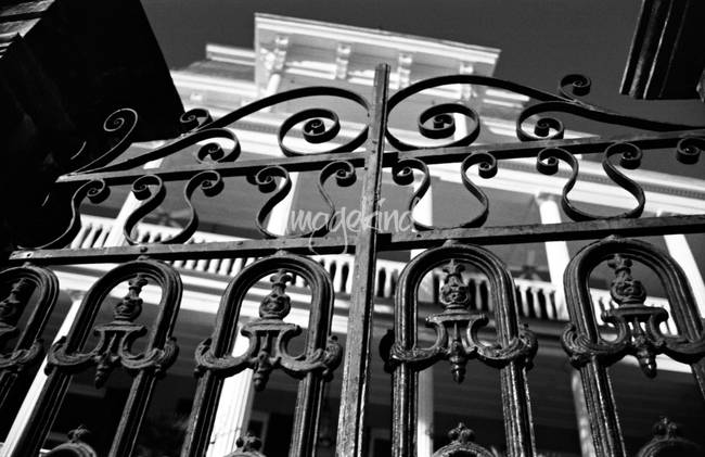 South Battery Gated Mansion