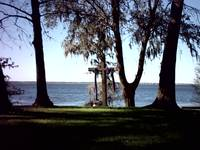 Cross on the St johns River