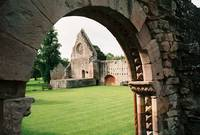 Dryburgh Abbey View 3