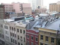New Orleans Roof Tops
