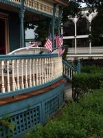 Patriotic Porch, Cape May